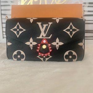 ❤️Louis Vuitton Pochette Felicie Crafty ❤️